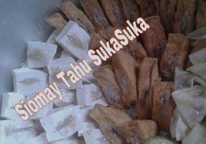 Siomay Tahu asli enak