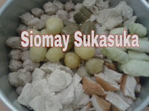 Siomay SukaSuka yogyakarta