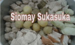 Supplier Siomay di bandung jakarta enak dan Murah